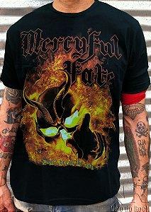 Camiseta Mercyful Fate Preta