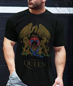 Camiseta Queen Preta