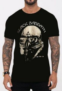 Camiseta Black Sabbath Tour