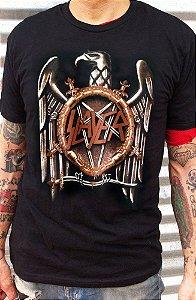 Camiseta Slayer Preta