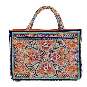 Bolsa - Tote Bag com ziper e necessaire