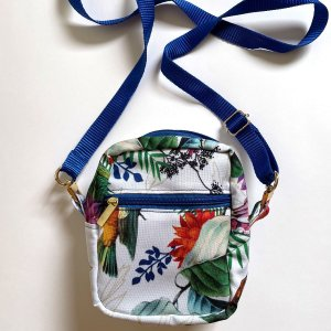 Cross Bag estampada