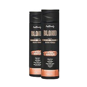Kit BLOND! Pérola - Shampoo e Condicionador