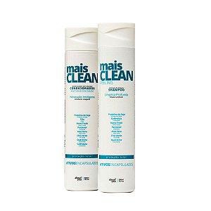Kit Mais CLEAN Peeling - Shampoo e Condicionador