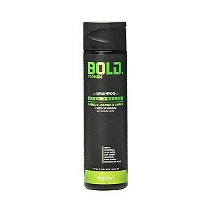 BOLD FOR MEN - Shampoo para Cabelos Normais