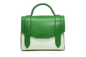 Bolsa Carteiro Verde - Fran