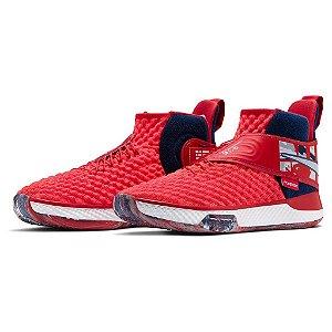 Tênis Nike Air Zoom Unvrs Masculino - Vermelho e Preto