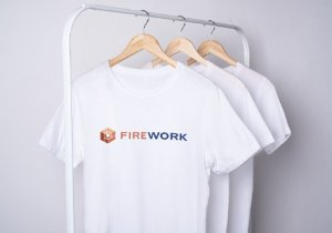 Camiseta Firework novo Logo