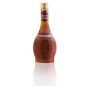 Licor de Cachaça com Amburana Fino Harmonie Schnaps 375 ml