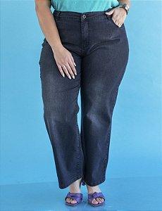 Calça Jeans Plus Size Reta Julia Plus