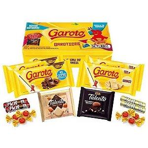 Kit De Chocolates Presente Páscoa