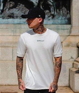 Camiseta Oversized Off White