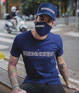 Camiseta Unbroken Signature Blue