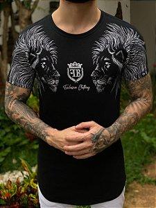 Camiseta Lions Preta