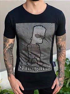 Camiseta Bart Holographic
