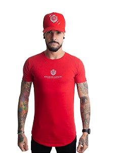 Camiseta Basic Concept Vermelha