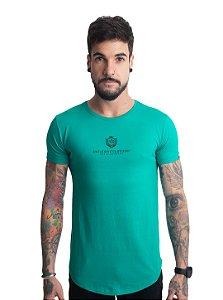 Camiseta Basic Concept Verde Jade