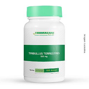 Tribullus Terrestris 500 mg