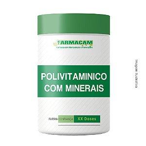 Polivitamínico com Minerais