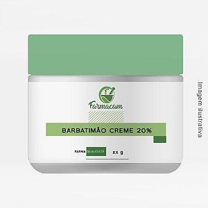 Barbatimão Creme 20 % - 20 g