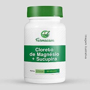 Cloreto de Magnésio + Sucupira