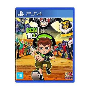 JOGO PS4 BEN 10 - PLAYSTATION 4