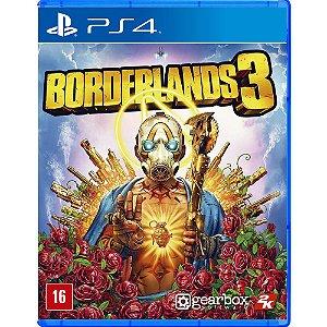 JOGO PS4 BORDERLANDS 3
