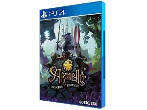 JOGO PS4 ARMELLO SPECIAL EDITION
