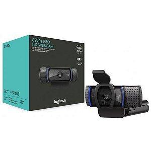 CAMERA WEBCAM FULL HD LOGITECH C920S