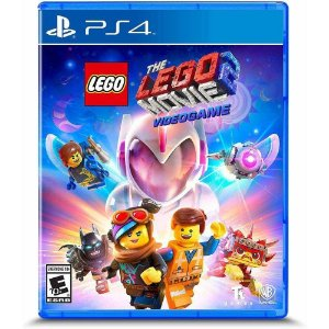 JOGO PS4 LEGO MOVIE 2