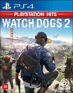 JOGO PS4 WATCH DOGS 2