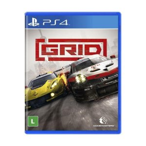 JOGO PS4 GRID - PLAYSTATION 4