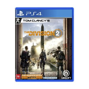 JOGO PS4 THE DIVISION 2