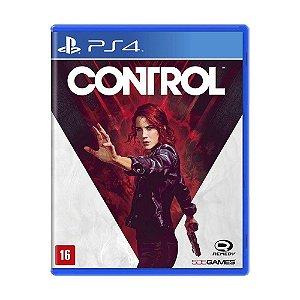 JOGO PS4 CONTROL - PLAYSTATION