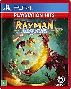 JOGO PS4 RAYMAN LEGENDS
