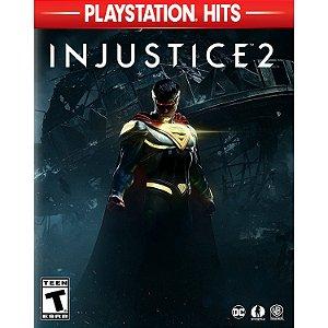 JOGO PS4 INJUSTICE 2 - PLAYSTATION 4