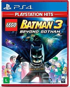 JOGO PS4 LEGO BATMAN 3