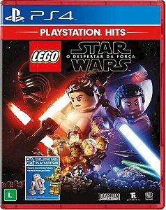 JOGO PS4 LEGO STAR WARS O DESPERTAR DA FORCA