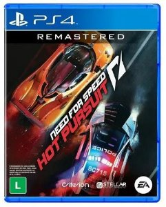 JOGO PS4 NEED FOR SPEED HOT PURSUIT REMASTERED