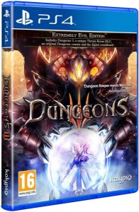 JOGO PS4 - DUNGEONS 3