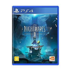 JOGO PS4 LITTLE NIGHTMARES 2