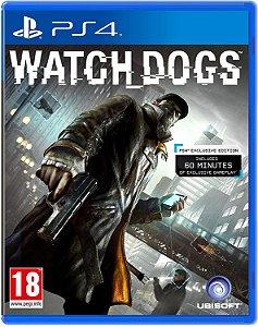 JOGO PS4 - WATCH DOGS
