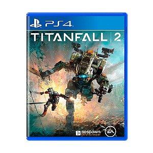 JOGO PS4 - TITANFALL 2