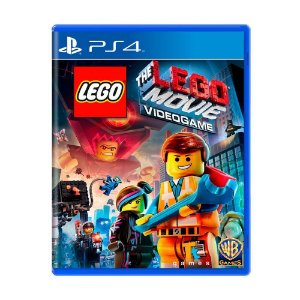 JOGO PS4 - LEGO MOVIE