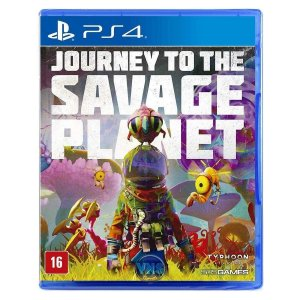 JOGO PS4 JOURNEY TO THE SAVAGE PLANET