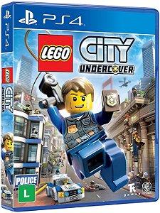 JOGO PS4 LEGO CITY UNDERCOVER