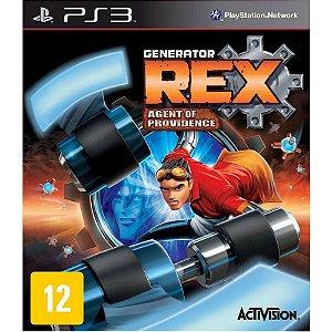 JOGO PS3 GENERATOR REX