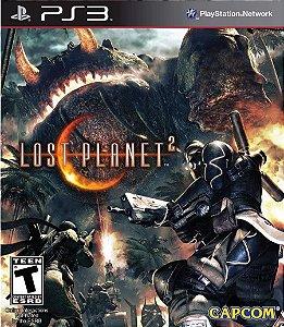 JOGO PS3 LOST PLANET 2