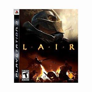JOGO PS3 L.A.I.R - PS3