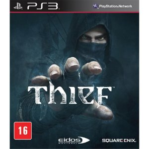 JOGO PS3 THIEF - PLAYSTATION 3